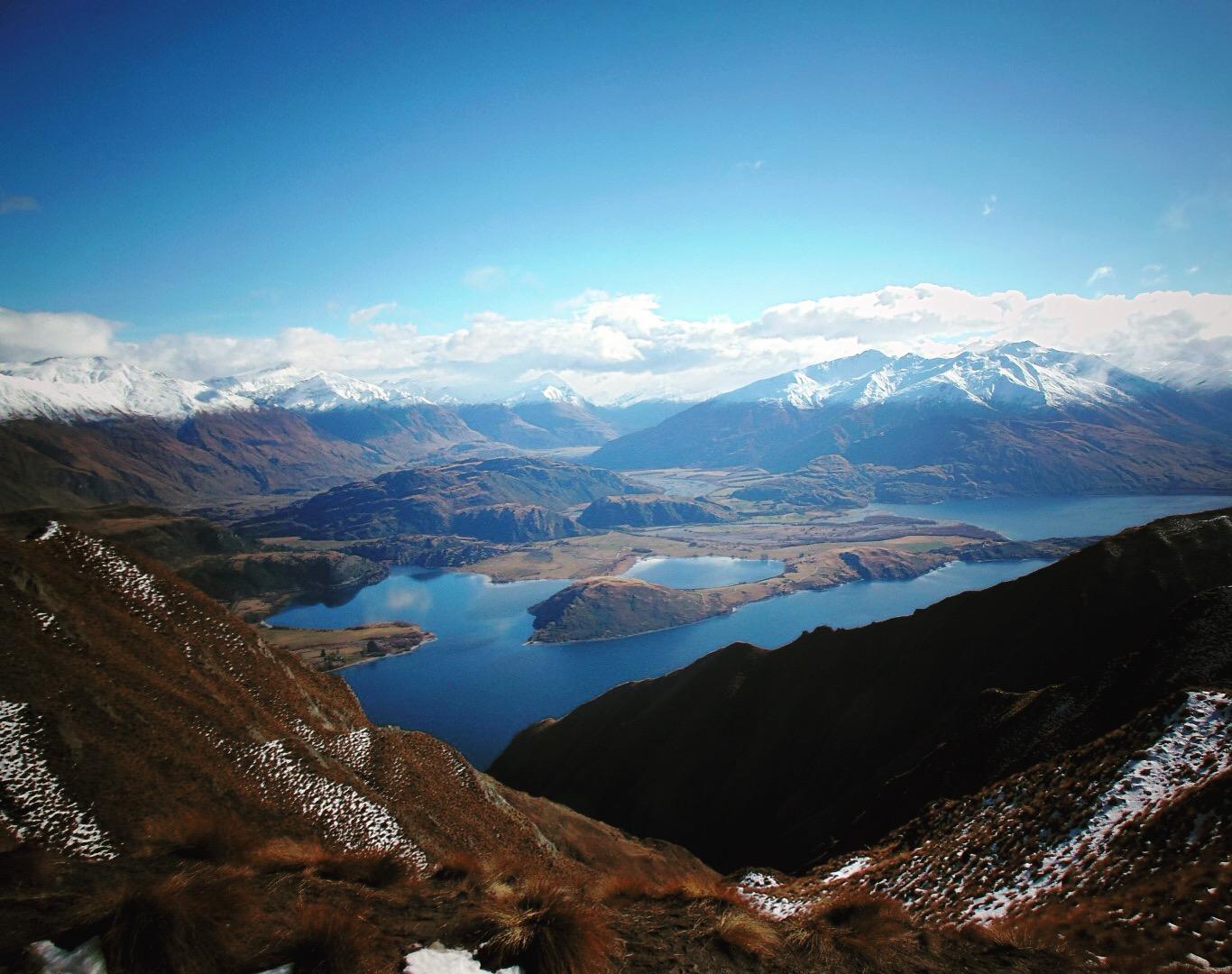 New Zealand's spectacular South Island